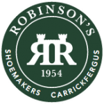 go to Robinson's Shoes