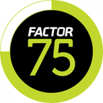 go to factor 75