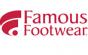 Famous Footwear Códigos promocionais e promção 2021