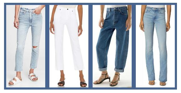 Best 6 Jeans Brands in the world