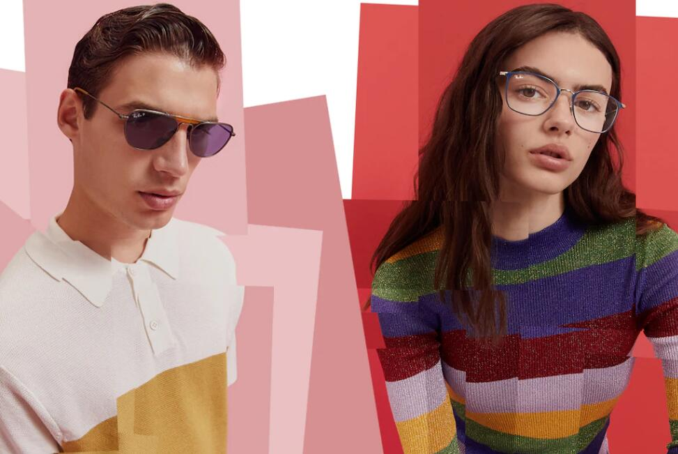 How to choose the perfect sunglasses, prescription eyeglasses and contact lenses online